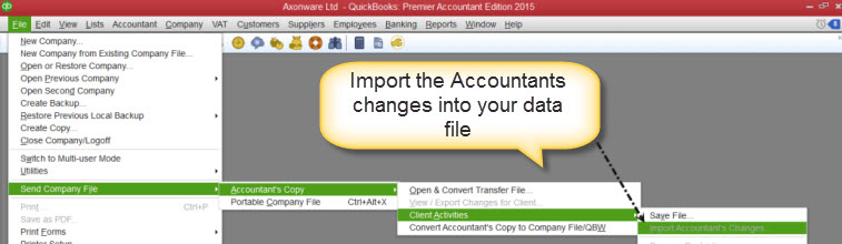 Prices for QuickBooks Desktop Accountant 2019 from AxonWare